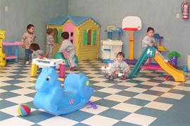Instalaciones bertrand russell for Adaptacion jardin maternal